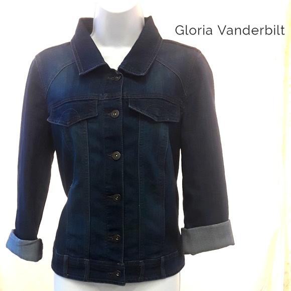 d7f68893896 Gloria Vanderbilt Jackets   Coats